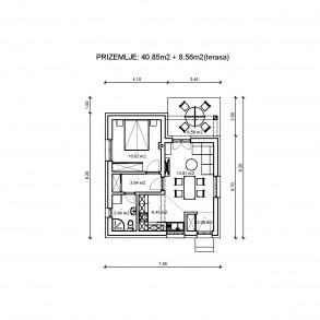 """Kuća """"Cirkon 2″"""
