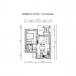 """Kuća """"Cirkon 1″"""